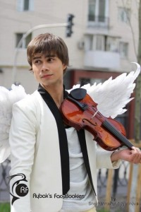 Alexander Rybak Cupid of Arrow
